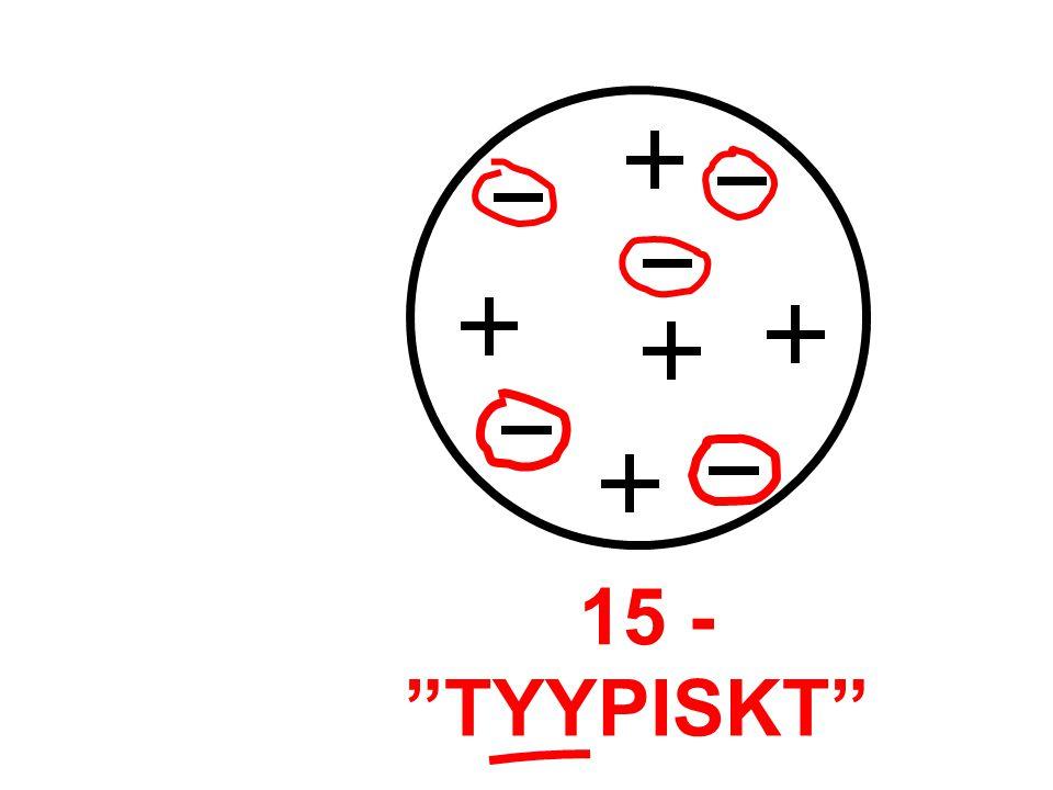 15 - TYYPISKT