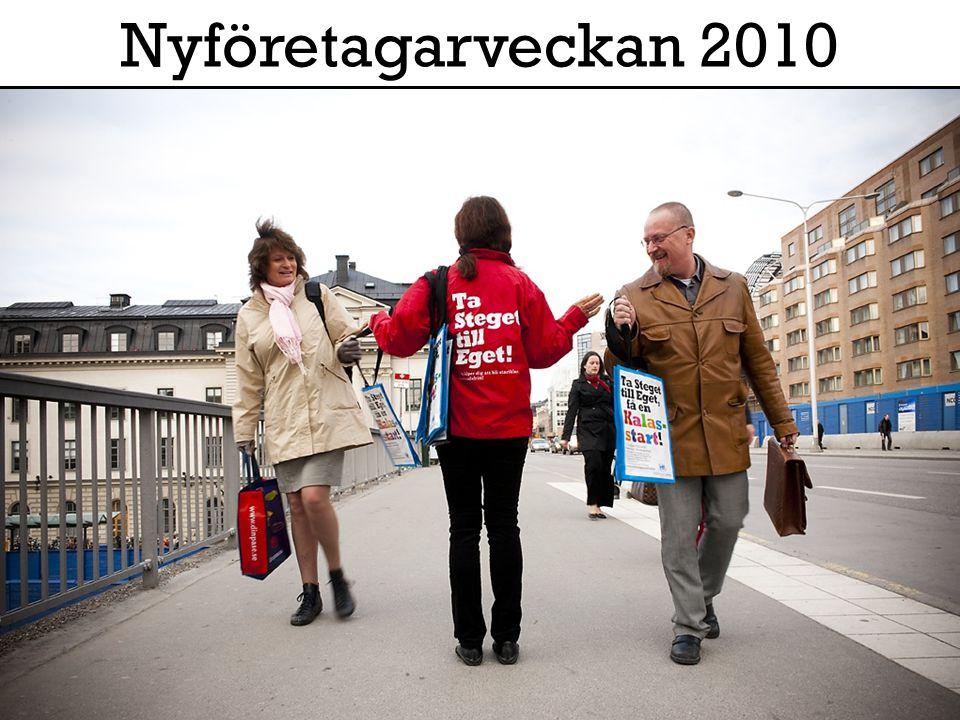 Nyföretagarveckan 2010