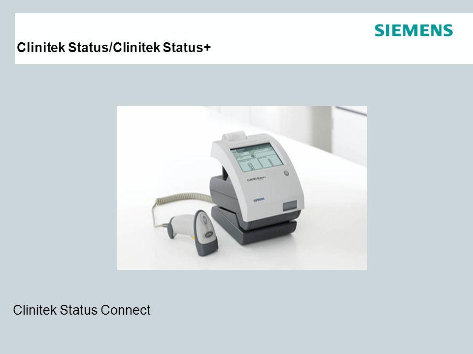 Avläsning av urinteststickor med Clinitek Status