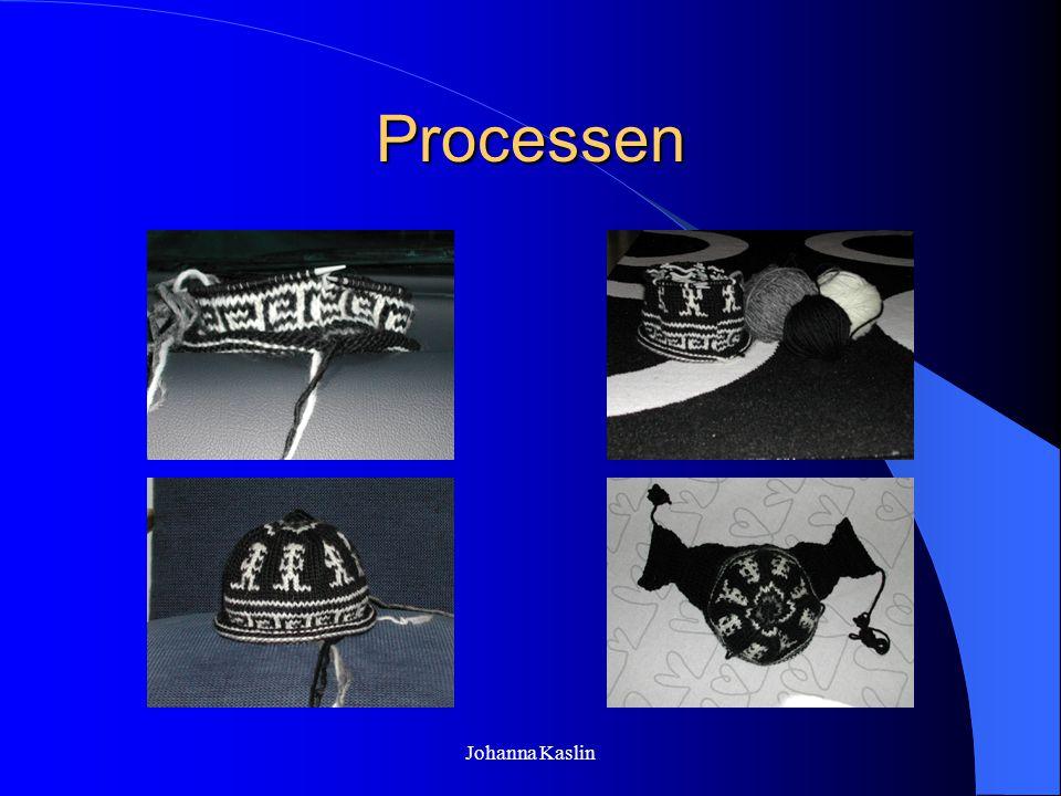 Johanna Kaslin Processen