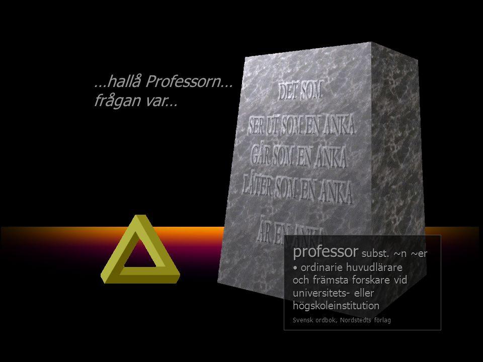 professor subst.