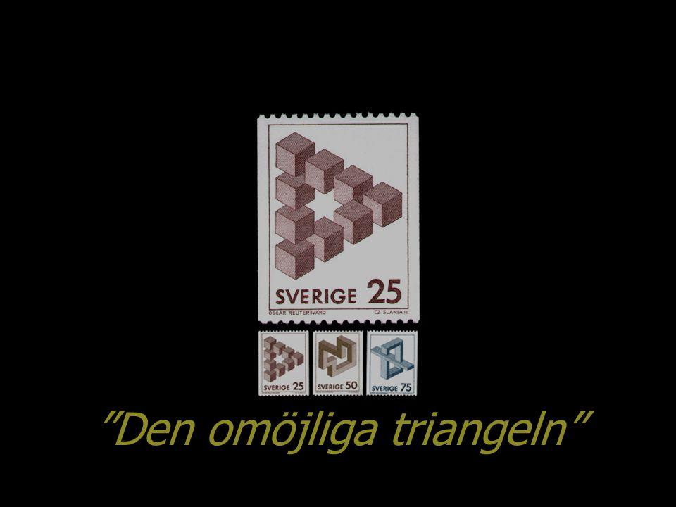 """""""Den omöjliga triangeln"""""""