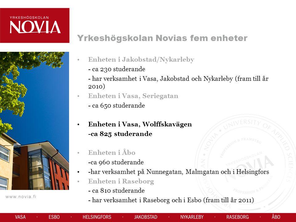 Yrkeshögskolelag 9.5.2003/351 (Ändrad genom L564/2009, i kraft 1.1.2010).