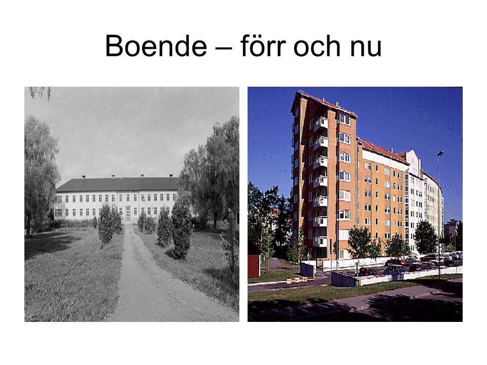 BOENDESTÖD – BEHOVS- TILLFREDSSTÄLLELSE Enl.