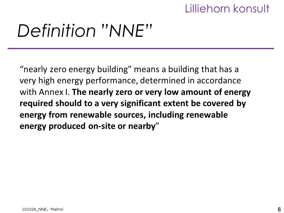 Husens energiflöden redovisade efter användningsområde och energislag i kWh/m 2 Objektsnamn Ort våningar/ lgh Elvär me och drift el Fjärr- värme Förnybar energi Hushållsel Uppm.