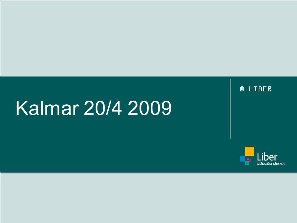 ® LIBER Kalmar 20/4 2009
