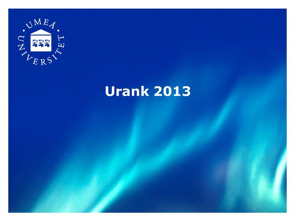 Urank 2013