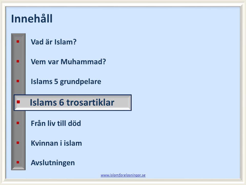  Vad är syftet med Koranen. Vad är det som gör att Koranen inte går att förvanska.
