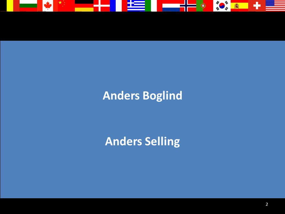2 Anders Boglind Anders Selling