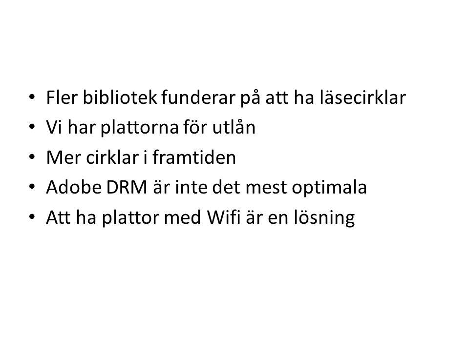 Mediesprånget Kompetensutvecklingsprojekt inom Stockholms stadsbibliotek Stockholms stadsbibliotek ska arbeta aktivt med förmedlandet av digitala medier och mediebärare