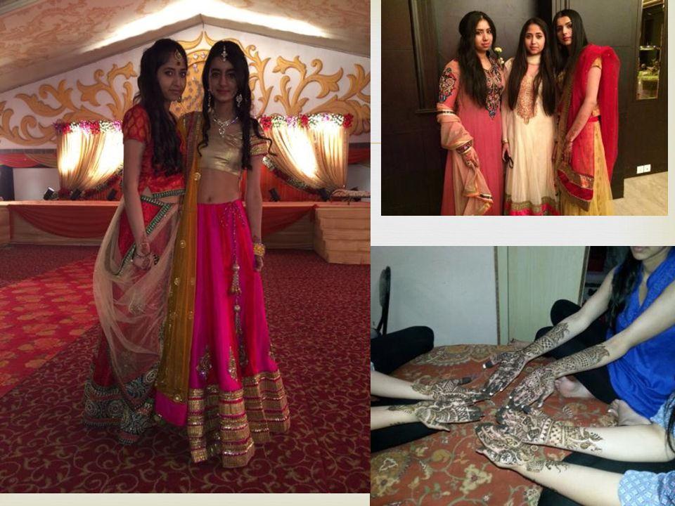   Dagen efter bröllopet var våran sista dag i Indien.
