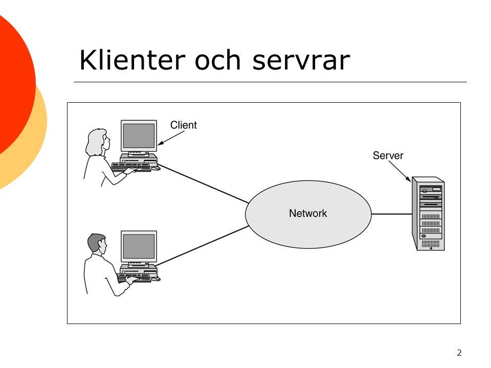 3 HTTP  HTTP (HyperText Transfer Protocol) är ett protokoll som framför allt talas mellan webbläsare och webbservrar  HTTP-protokollet började användas 1990 som en ersättare till det äldre Gopher  Första versionen var HTTP/0.9  HTTP/0.9 har ett enda kommando: GET  Senare versioner är 1.0 och 1.1 (1996)