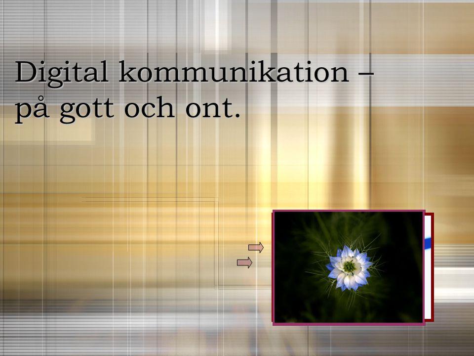 Janne Svärdhagen Verksamhetsledare - IKT-pedagogiskt centrum.
