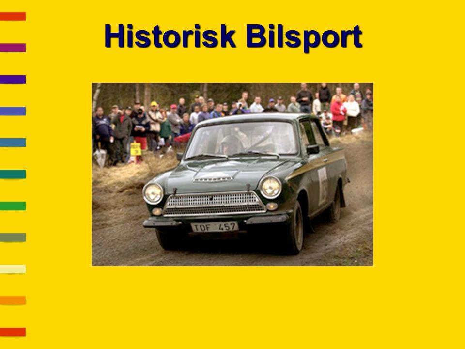 Historisk Bilsport