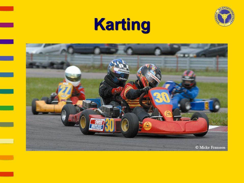 Karting © Micke Fransson