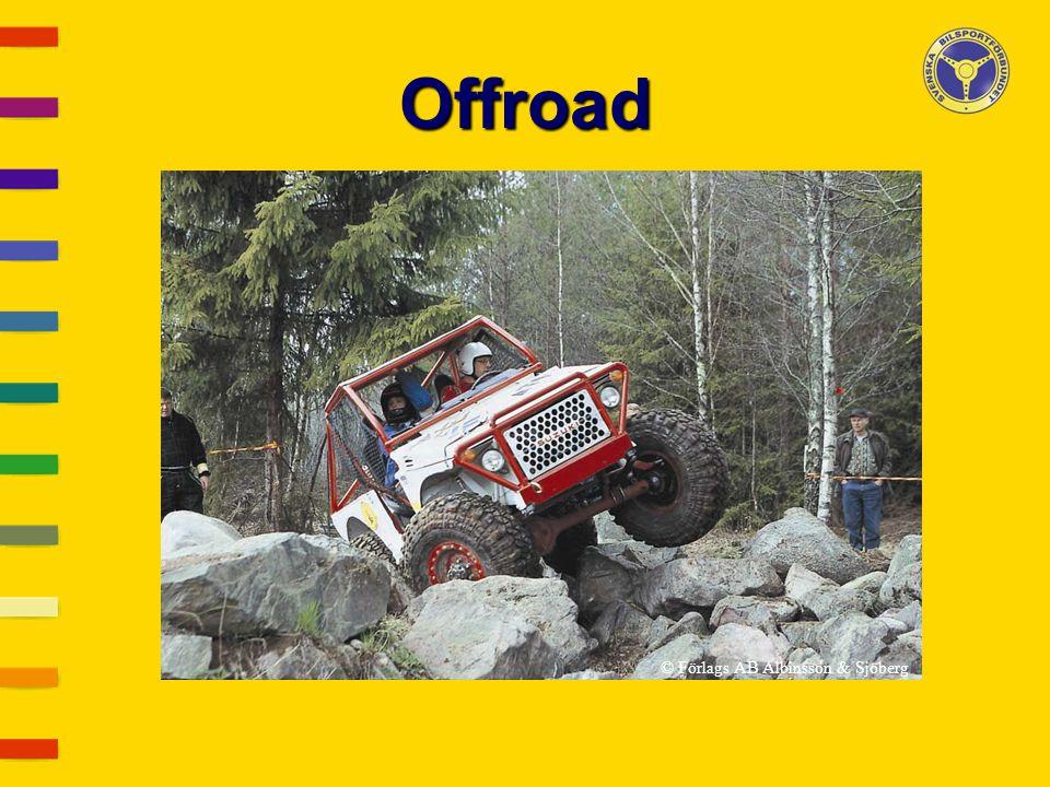 Offroad © Förlags AB Albinsson & Sjöberg