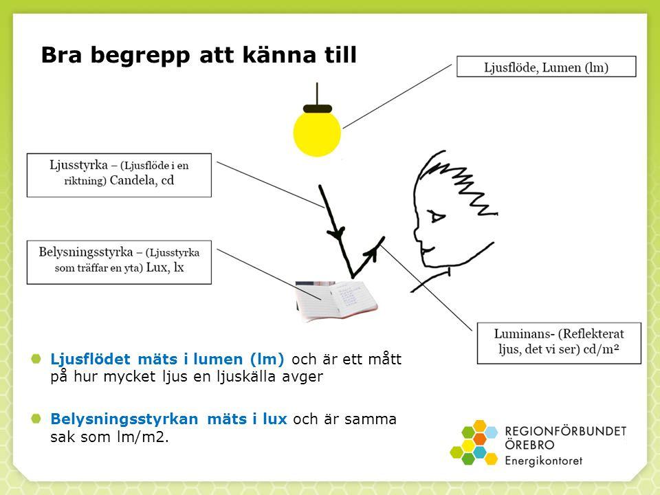 Halogenglödlampor (nät) Längre livslängd än en glödlampa.