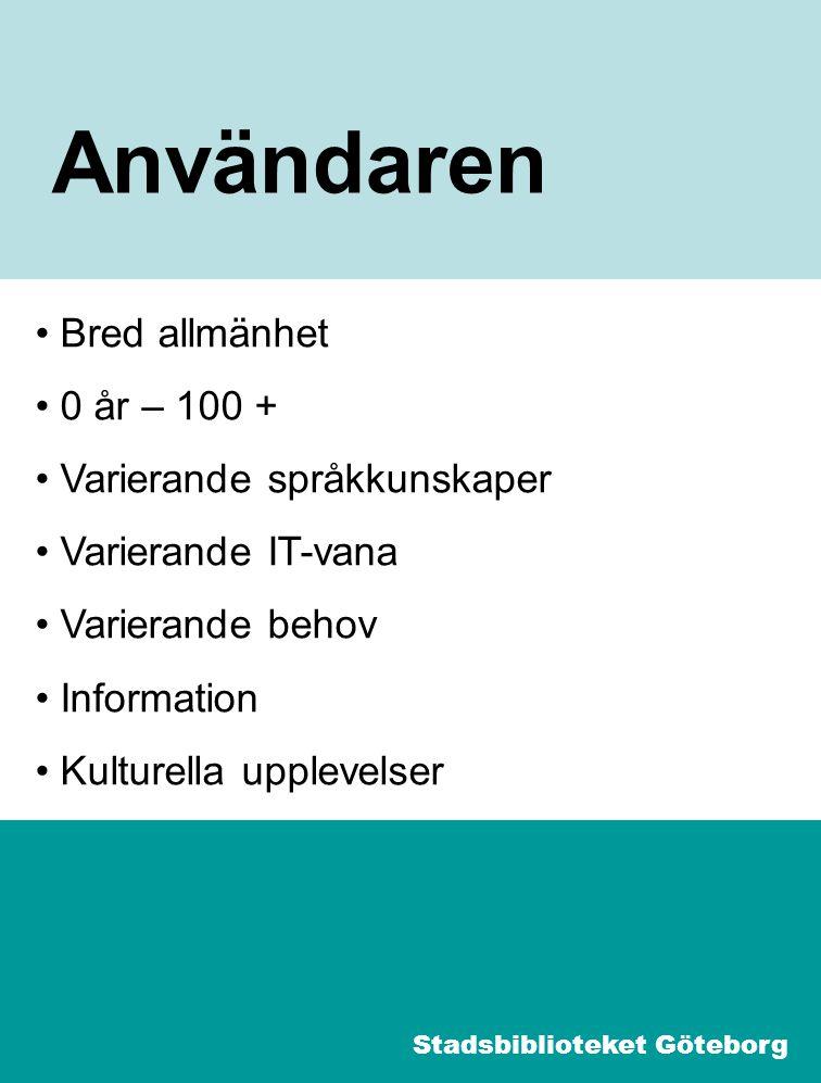 7 Exempel Paradiset av Liza Marklund Ondskan av Jan Guillou TV-spel om sport Stadsbiblioteket Göteborg