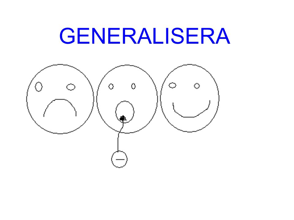 GENERALISERA
