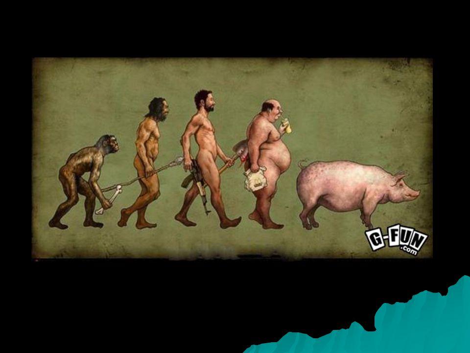 Och slutligen: Hur tror du människan kommer att utvecklas i framtiden?