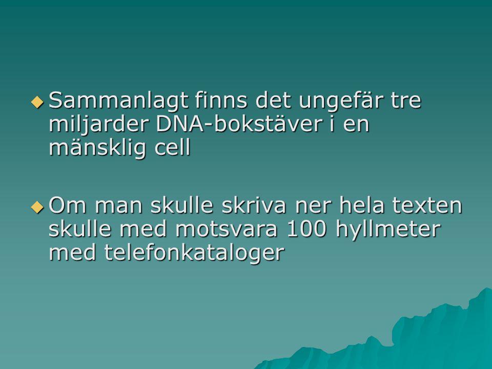 Med speciella apparater kan koden läsas av bokstav för bokstav
