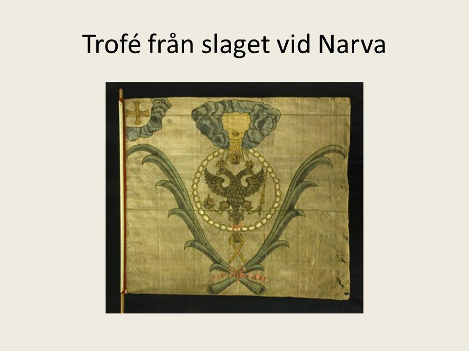 Trofé från slaget vid Narva