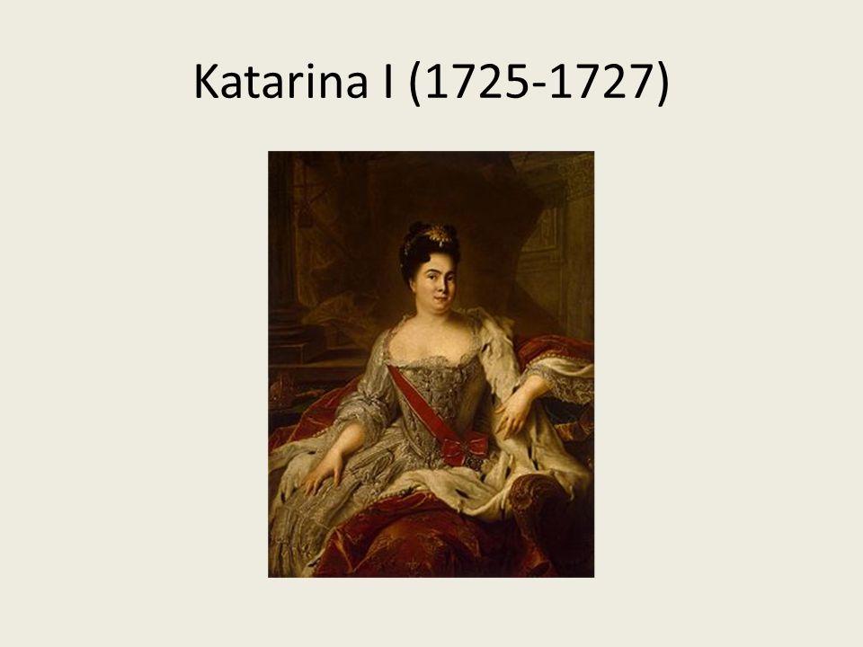 Katarina I (1725-1727)