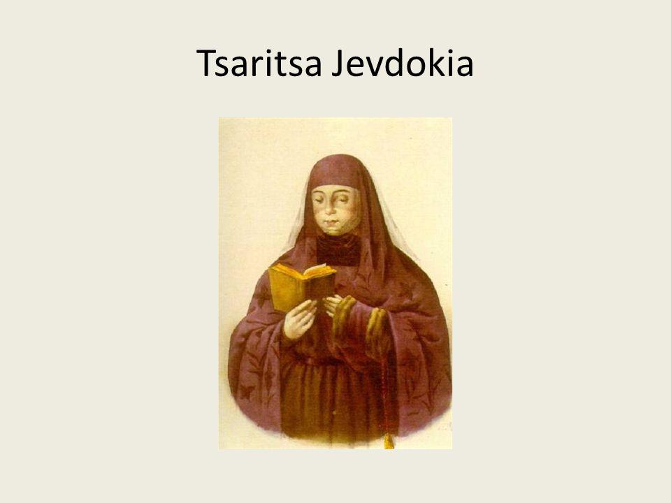 Tsaritsa Jevdokia