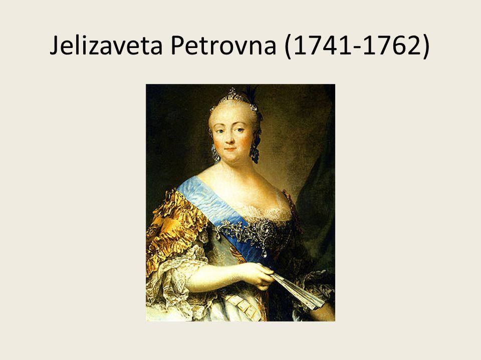 Jelizaveta Petrovna (1741-1762)