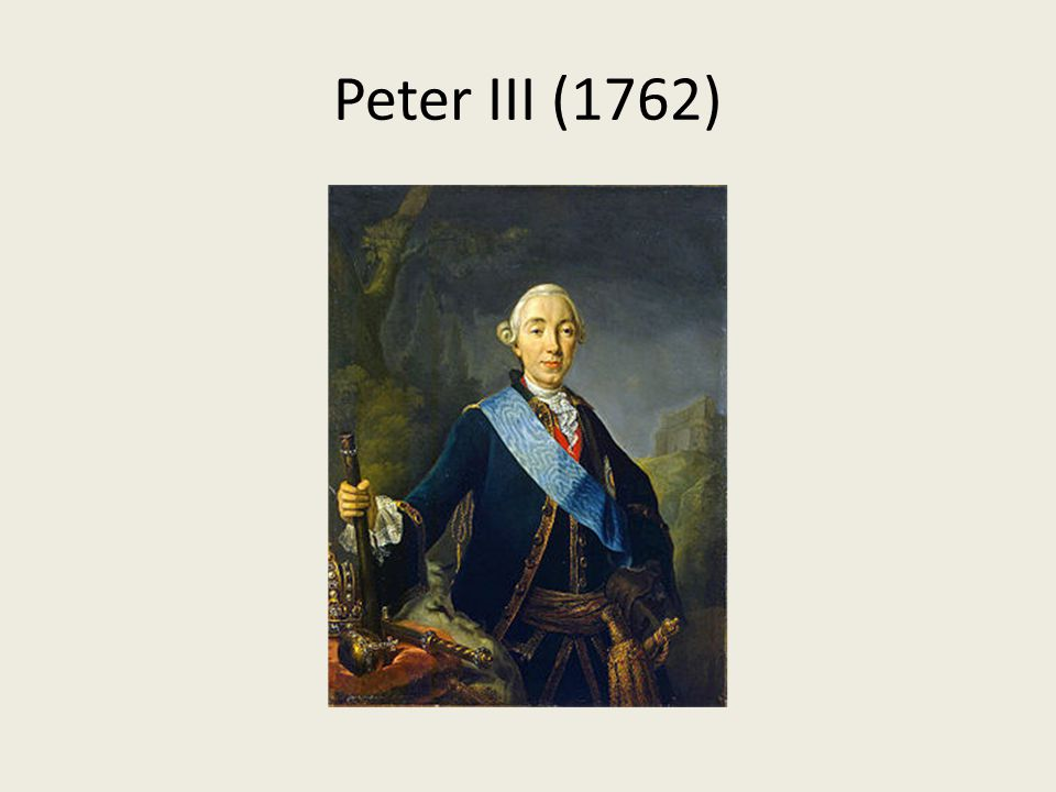 Peter III (1762)