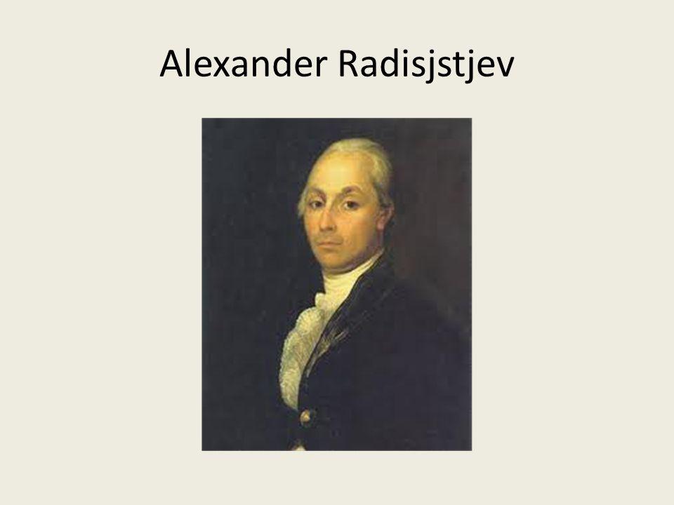 Alexander Radisjstjev