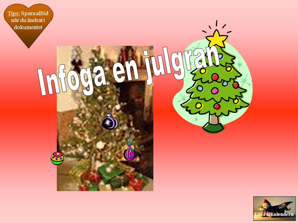 Till Julkalendern 1. Vill du länka en sida till en annan sida, så måste du göra t, ex en händelseknapp. Om du inte gjort det gå till lucka 3 Tips: Spa