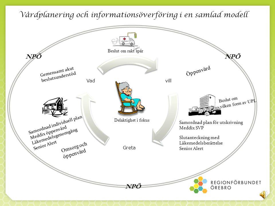 Vårdplanering i särskilt komplicerade fall. Vårdplanering/vårdplan Bedömningsverktyg Läkemedelsfrågor Kommunikation mellan läkare Delaktighet Vårdrela