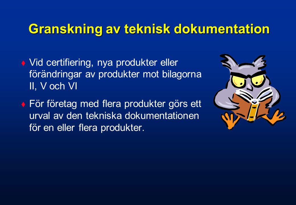 Planeringsdialog  Kartläggning av företagets organisation, processer och verksamhet  Granskning av kvalitetsmanual  Bedömning av statusen på företagets kvalitetssystem  Upprätta en revisionsplan inför certifieringsrevisionen