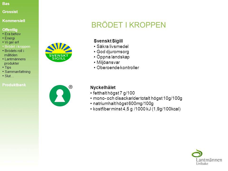 VI GER ER Lantmännen Unibake har högst leveranssäkerhet av alla leverantörer. Källa: Hans Hägglund Handelsattityder Bas Grossist Kommersiell Offentlig