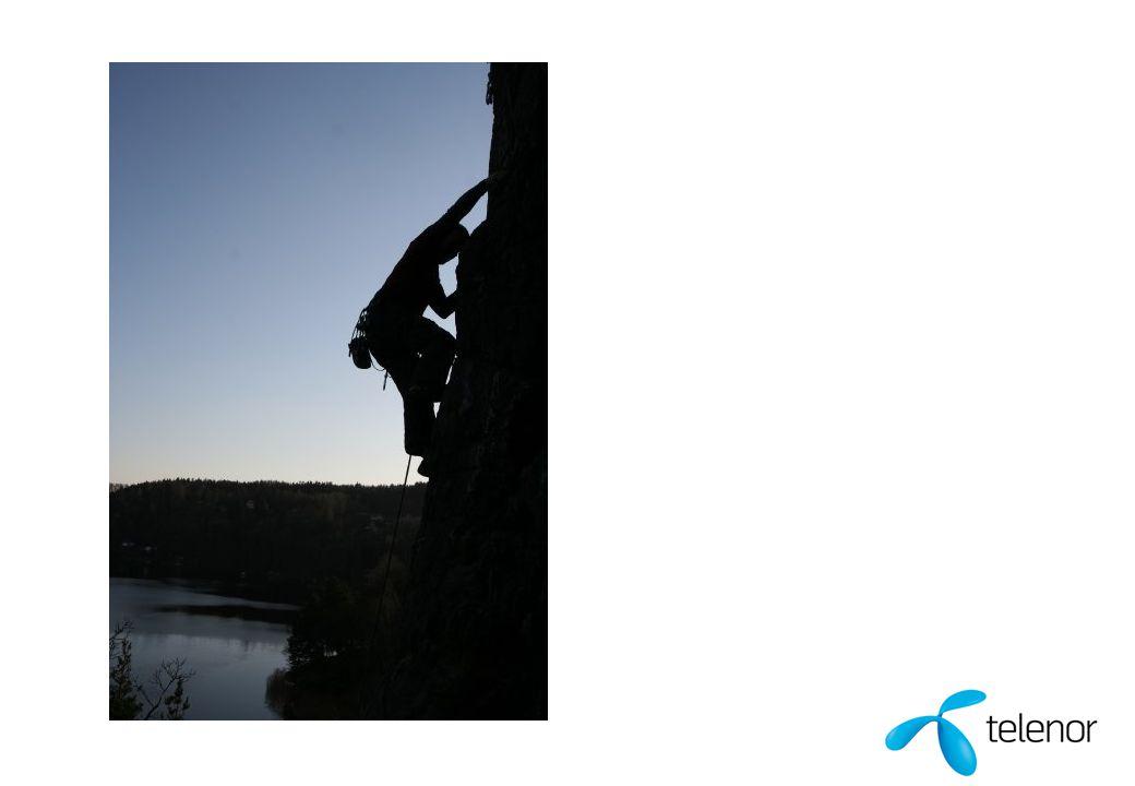 65% behålls Ny kund 5 ggr dyrare 90% kommer inte handla igen Ringar på vattnet Ta hand om kunden.