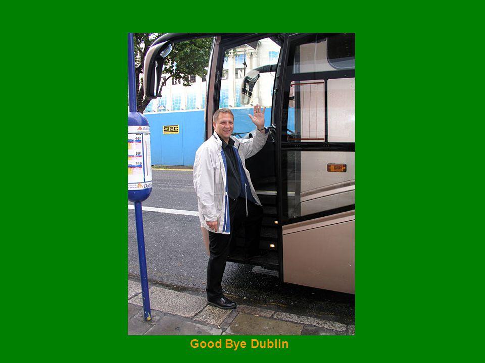 Good Bye Dublin