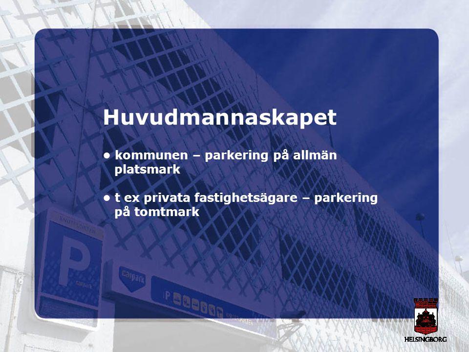Åtgärdsförslag Parkeringen i driftsskedet Förslag till zonindelning baserat på tider
