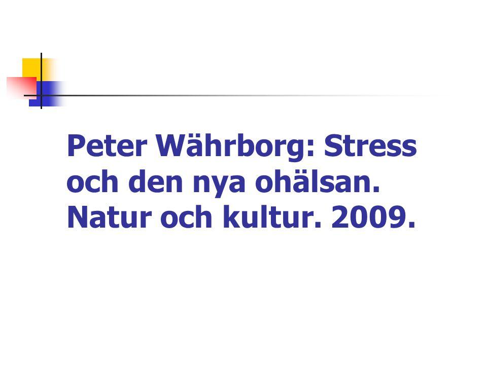 Den svenska ohälsan MYCKET stor ökning av långtidssjukskrivningar under de senaste 10 åren – fr.a.