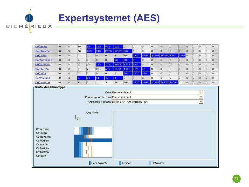 21 Expertsystemet (AES)