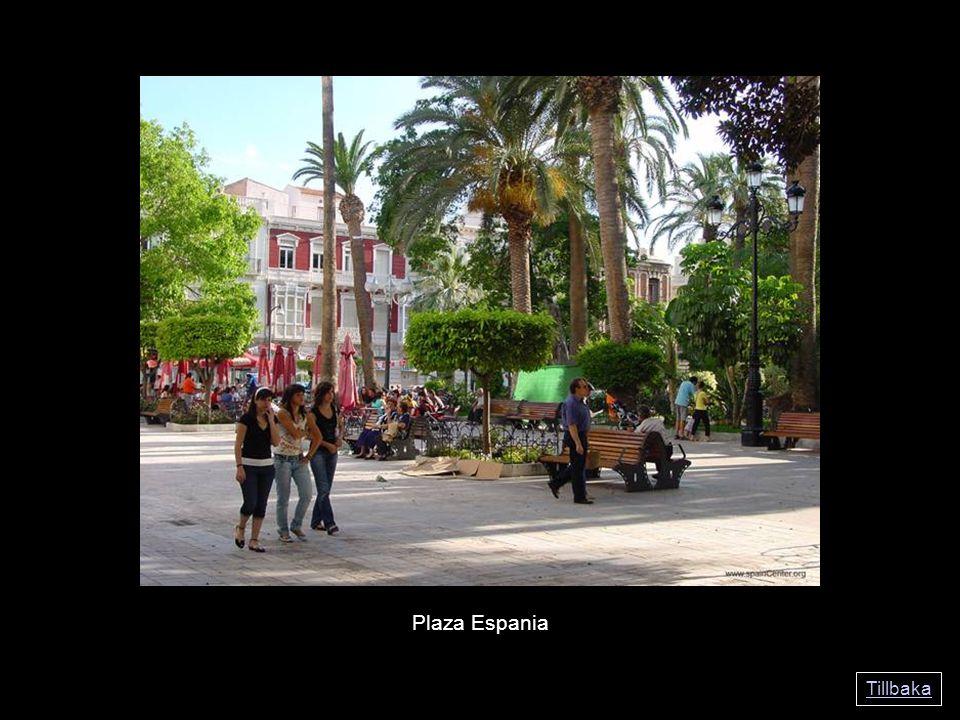 Tillbaka Plaza Espania