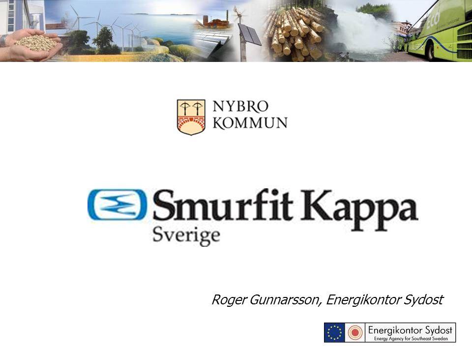 Roger Gunnarsson, Energikontor Sydost