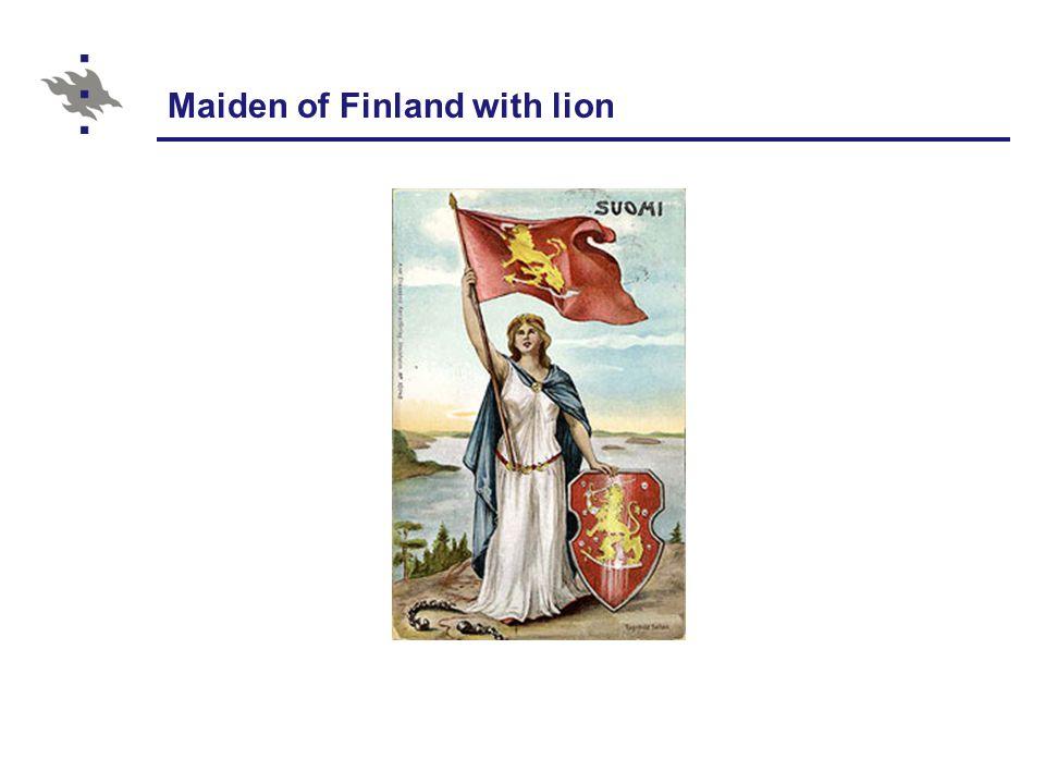 Suomi Neito VS Russian oppression