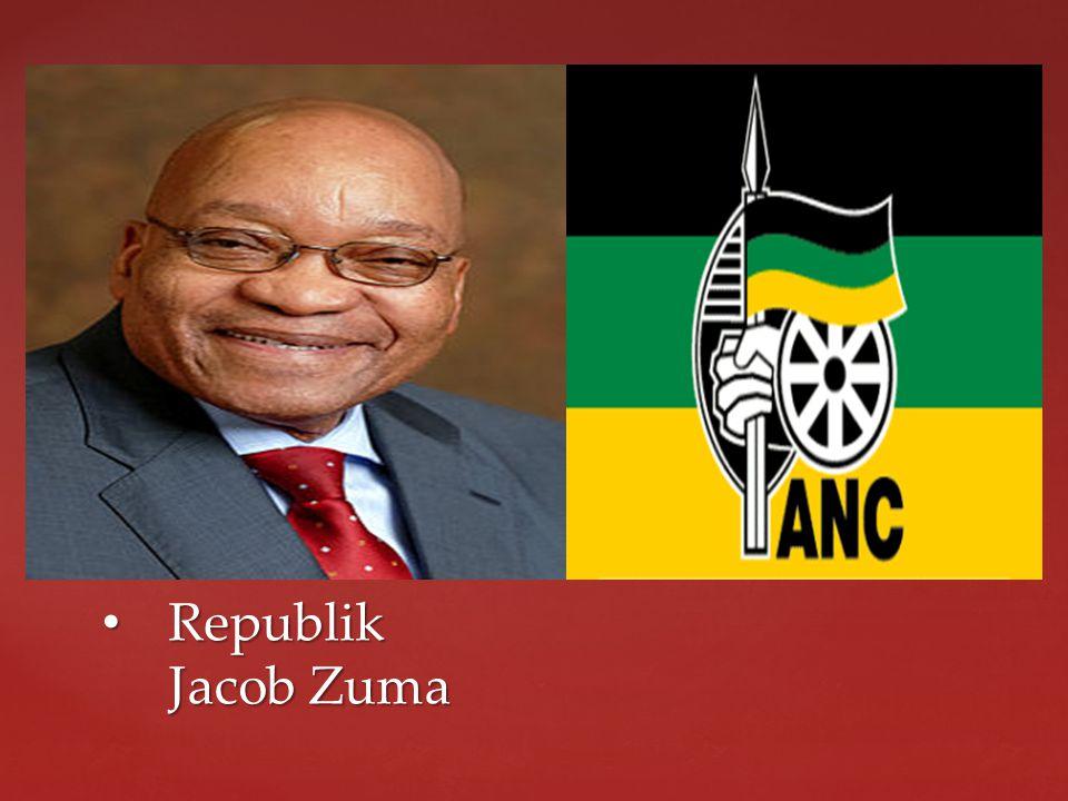 Republik Jacob Zuma Republik Jacob Zuma