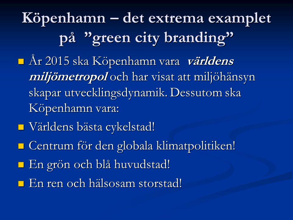 Men Malmö skördar större framgångar på den globala miljöscenen!