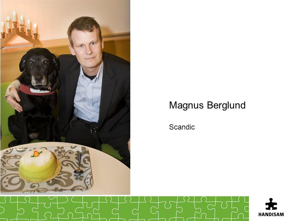 Magnus Berglund Scandic
