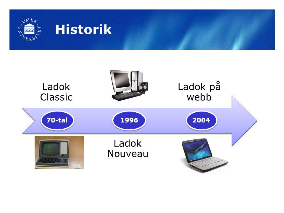 Varför Ladok3.
