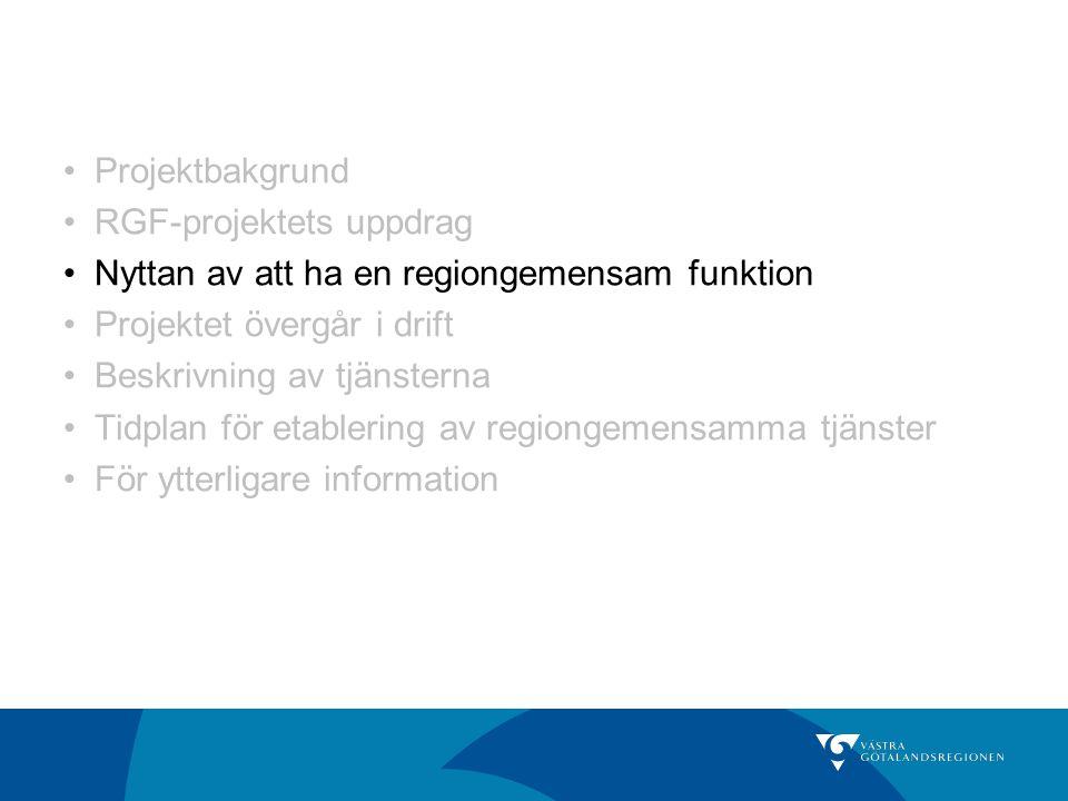 Användbara länkar www.vgregion.se/patientdatalagen www.1177.se www.inera.se www.cehis.se Regionstyrelsens beslut Rapport över regionstyrelsens beslut 2008:14