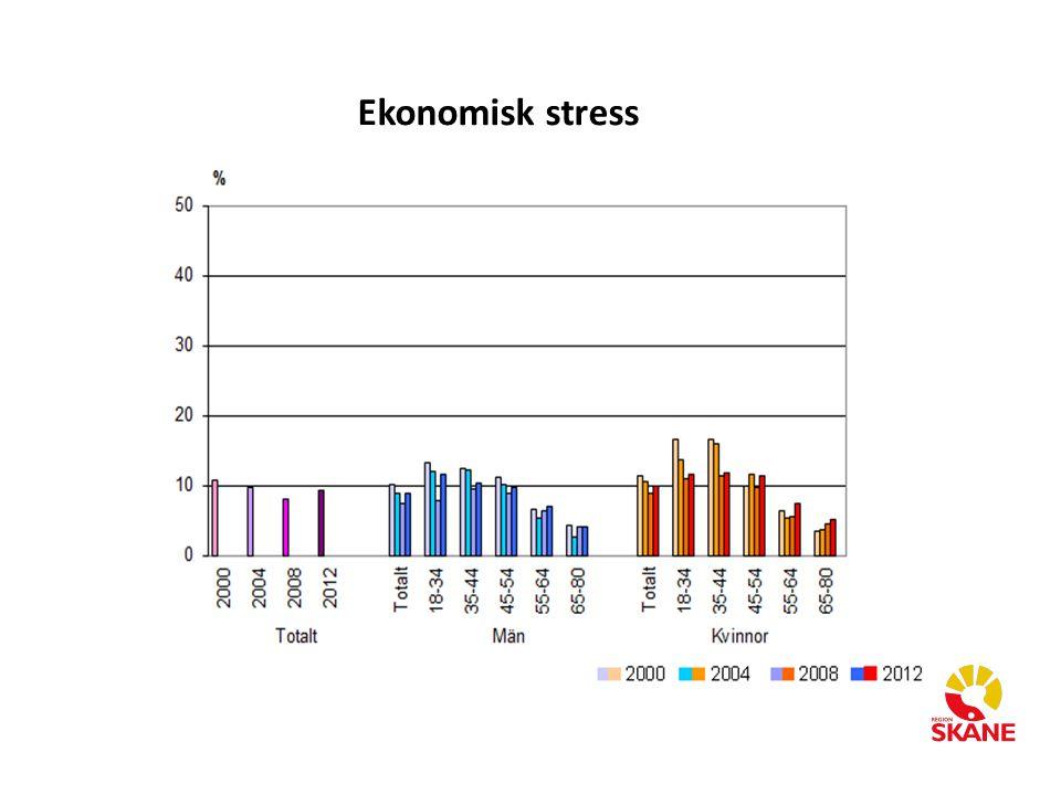 Ekonomisk stress