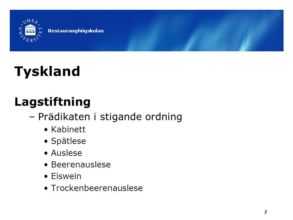 Tyskland Lagstiftning Kabinett –Kvalitetsvin av lättare typ idealiskt som aperitif.